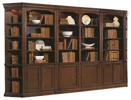 Hooker Furniture Cherry Creek Wall Bookcase traditional-bookcases
