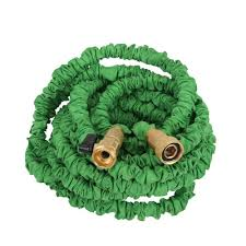 best expandable garden hose. Easeetop 100ft Garden Hose Strongest Magic Expandable Water New Durable Double Layer Latex Extra Strength Fabric 3/4 USA Standard With 8 Function Spray Best