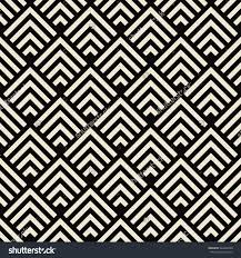 Art Patterns Delectable Art Deco Black And White Texture Seamless Geometric Pattern
