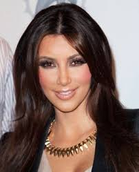 best kim kardashian makeup look 6 the purple gray smoky eye