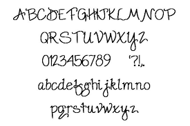 Fancy Fonts And Letters To Print Lettering Fancy Letters