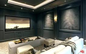 home theatre wall art theater contemporary with black stylish walls and tray decor t