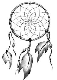Dream Catcher Drawing Easy At Getdrawingscom Free For Personal