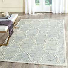hand tufted area rugs rug fl contemporary round 8