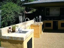 backyard kitchen ideas backyard stunning stone outdoor kitchen design of outdoor backyard ideas backyard kitchen ideas