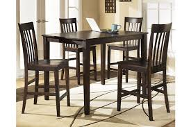 dining room chairs counter height. reddish brown hyland counter height dining room table and bar stools (set of 5) chairs