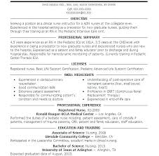 rn resume objective nurse resume objectives simple resume format