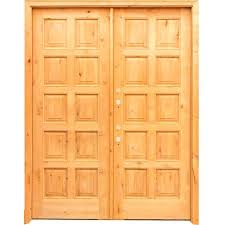 wooden double panel doors design supplieranufacturers at wood fence ideas