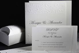 Response Card Envelope The Monaco