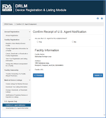 Confirm Of Receipt Confirm U S Agent Notification Receipt