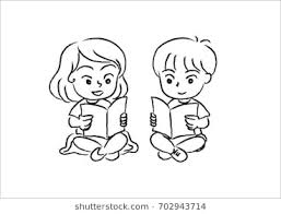 boy and reading books