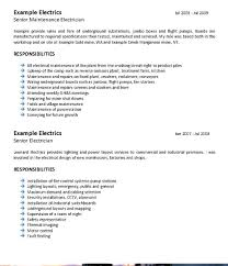Mining Resume Example Best Essay Ghostwriters For Hire Gb Myself