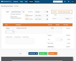 Prepare Invoice Powerful Suite Of Features Invoice Ninja
