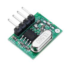 <b>WL102 433MHz Wireless</b> Remote Control Transmitter Module ASK ...
