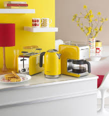 Coloured Small Kitchen Appliances Spice Up A Drab Kitchen With A Coloured Appliance Kitchen