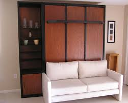 Murphy Bed With Couch Plus ...