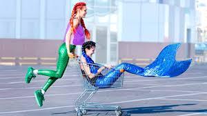<b>12</b> DIY Good <b>Mermaid</b> vs Bad <b>Mermaid</b> Lifestyle Ideas - YouTube