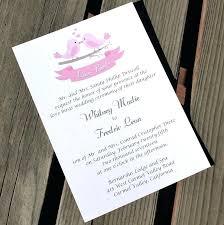 Love Bird Wedding Invitations As Well As Valentines Birds Wedding