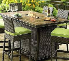 patio sets with fire pit fire pit dining table set new patio furniture with outdoor enjoy