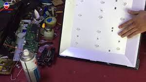Video hướng dẫn sửa chữa tivi sony nháy đèn đỏ thật đơn giản, Television  sony red light error - YouTube