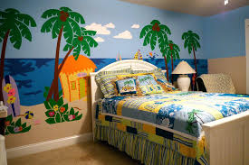beach scene paint by number wall mural beach scene wall decals beach scene paint by number