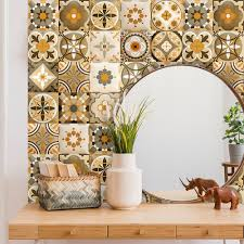 Colorful Turkish Vintage Ceramic Tiles ...