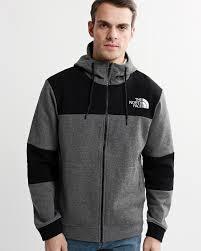 <b>Худи</b> мужское The North Face M Himalayan Fullzip, цвет: серый ...