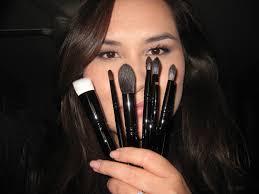 haul wayne goss brush collection and beautylish
