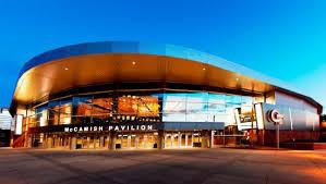 Georgia Techs Arena Review Of Mccamish Pavilion Atlanta
