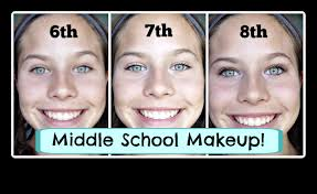 best solutions of middle makeup tutorial 6th 7th 8th grade you about 8th grade