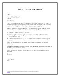 Catholic Confirmation Sponsor Letter Example