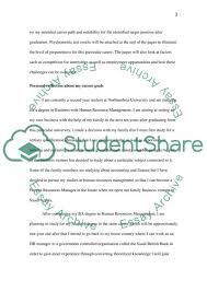 Career Plan After Graduation From Northumbria University Essay
