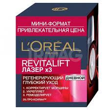 Крем <b>дневной</b> L'Oreal Revitalift Laser X3 <b>Регенерирующий</b> ...