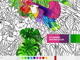 Small Picture Tayasui Color a relaxing coloring book for adults on the App Store