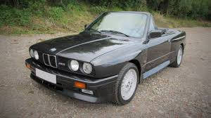 BMW 3 Series 1990 bmw 3 series : Classified of the week: BMW E30 M3 Convertible | Top Gear