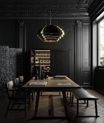 ... Beautiful Black Interior Designers Best 25 Black Interior Design Ideas  On Pinterest Black ...