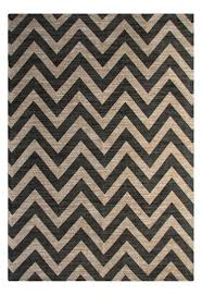 chevron jute rugs for contemporary living rom decor