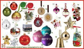 Christmas Decorations Designer Creative Designer Christmas Ornaments Sweet Hollywood 100 Holland 29