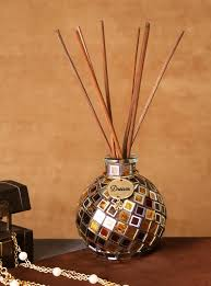 Decorative Diffuser Bottles KINGSWAY MOSAIC REED DIFFUSER in Product Categories 2