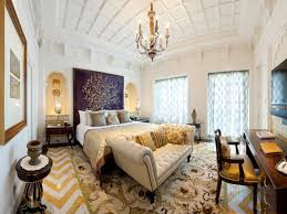 CI-Taj_Rajput-Suite-bedroom-chandelier-pattern-white_s4x3