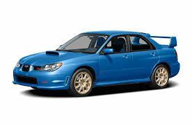 Subaru Impreza WRX STi Information