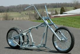 softail bobber rolling chassis kit the road is my soul