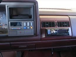 1992 Gmc sierra stereo installation | Car Stereo/Audio ...