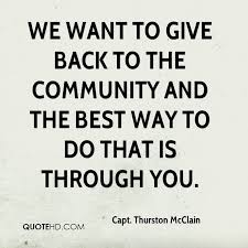 Quotes About Giving Back 40 Quotes Beauteous Quotes On Giving Back