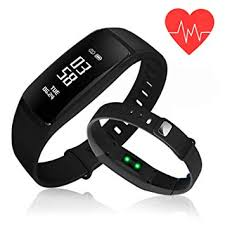 Track My Blood Pressure Amazon Com Kirlor Fitness Tracker Blood Pressure Heart Rate Monitor
