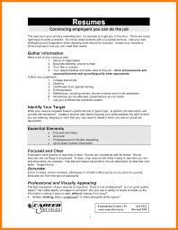 Resume Objectives For Fresh Graduate Good Resume Sample Examples