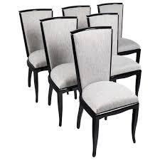 art deco period furniture. french art deco dining chairs period furniture r