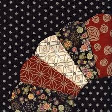 The 25+ best Japanese quilt patterns ideas on Pinterest | Sashiko ... & Julia's Place: Japanese Quilt Block # Fan I like it! Adamdwight.com
