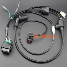 complete wiring harness promotion shop for promotional complete Complete Wiring Harness complete kick start engine wiring harness loom coil cdi kill switch 125cc 140cc 150cc pitpro dirt bike complete wiring harness kit