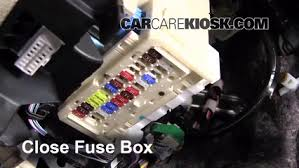 interior fuse box location 2007 2011 toyota yaris 2011 toyota interior fuse box location 2007 2011 toyota yaris 2011 toyota yaris 1 5l 4 cyl sedan